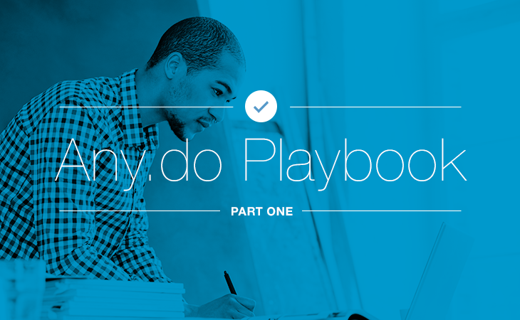 Any.do Playbook pt.1