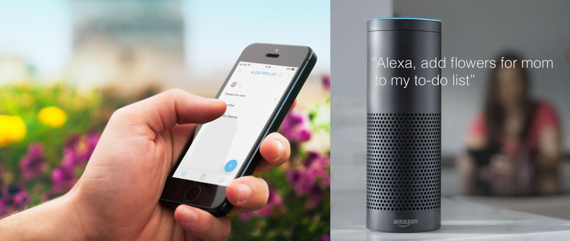 Any.do To-do list Alexa