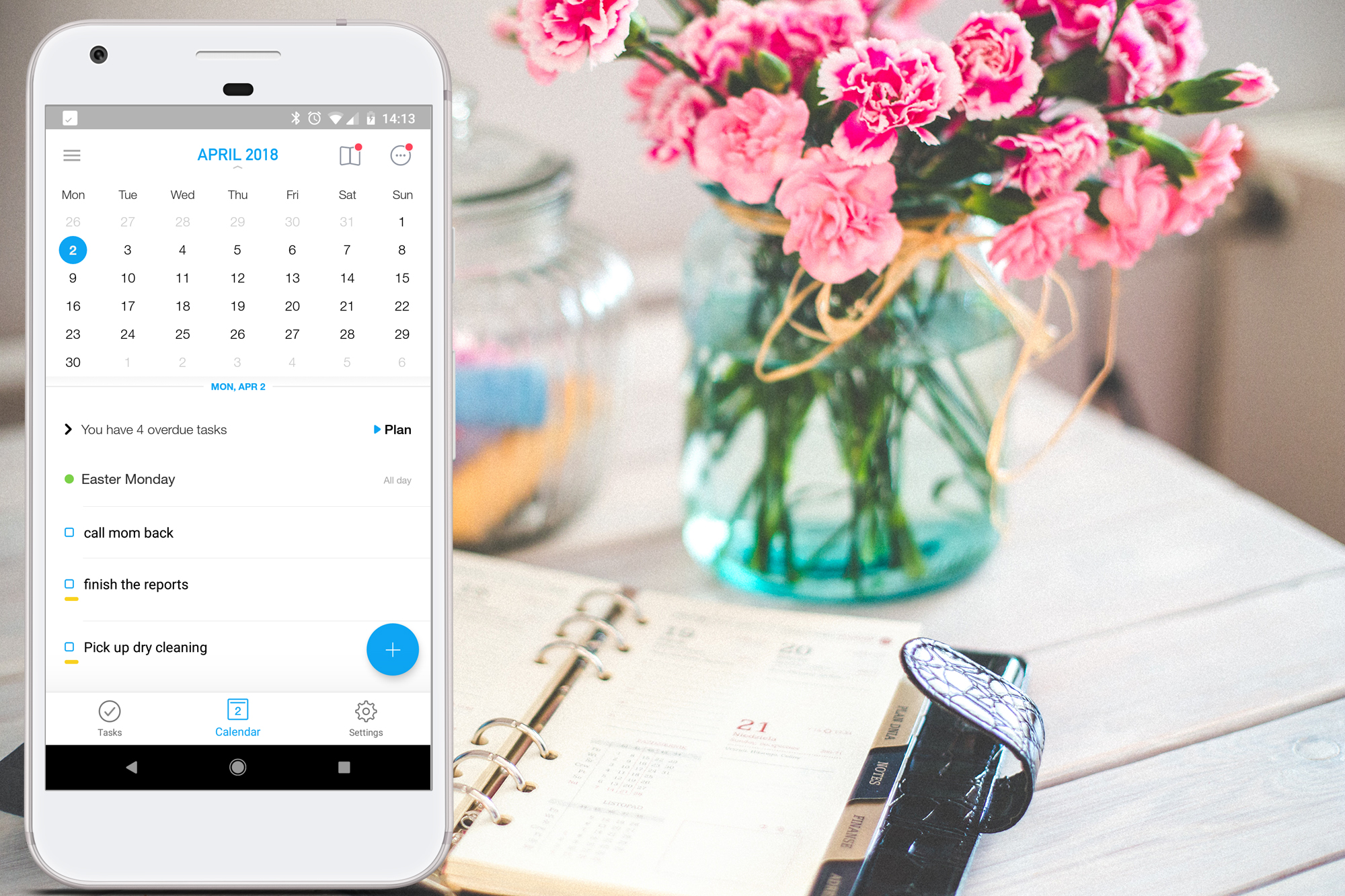 Hack Post - How to Share Your Calendar On Any.do