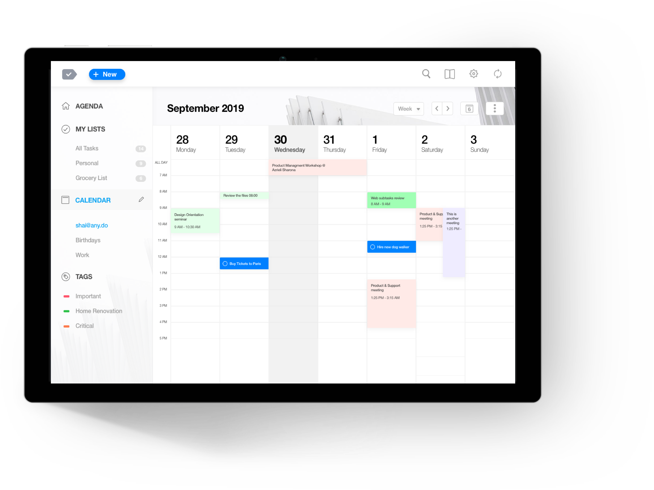 The Best Calendar App For Windows Any Do